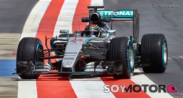 Pascal Wehrlein en los test de Austria - LaF1