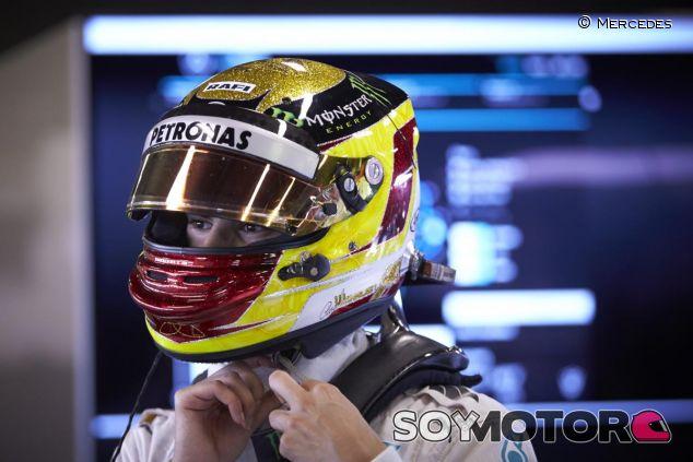 Pascal Wehrlein durante los test de Barcelona - LaF1