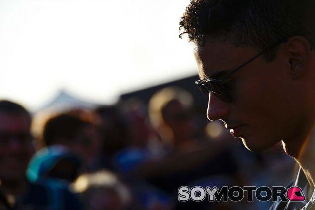 Pascal Wehrlein en Yas Marina - SoyMotor.com