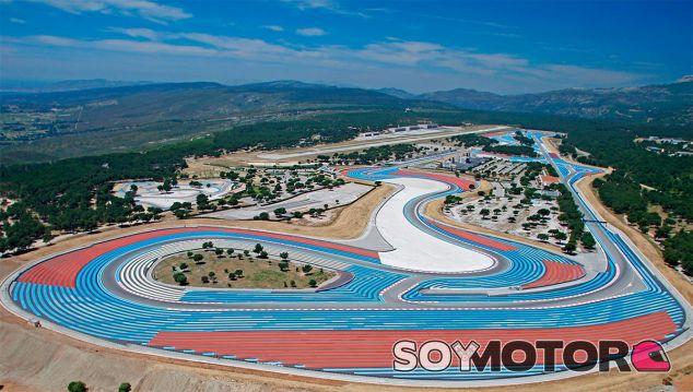 Circuito del Paul Ricard - LaF1