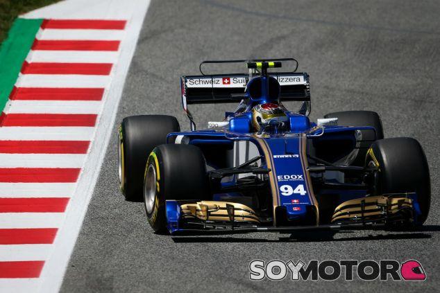 Sauber pensó en Barcelona como fecha de regreso de Wehrlein - SoyMotor.com