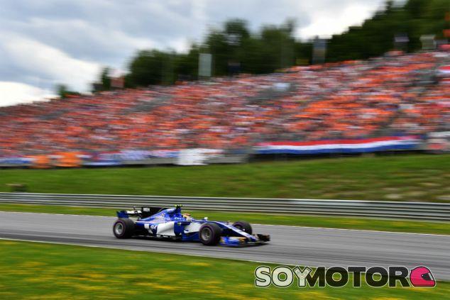 Sauber en el GP de Austria F1 2017: Sábado - SoyMotor.com
