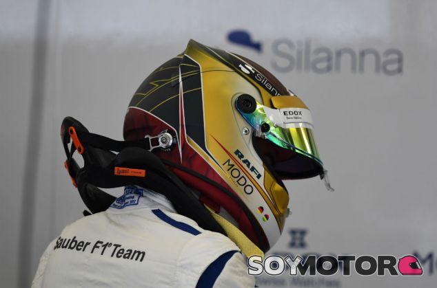 Wehrlein durante el Gran Premio de Baréin - SoyMotor