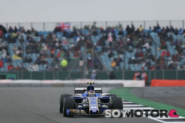Sauber en el GP de Gran Bretaña F1 2017: Sábado - SoyMotor.com