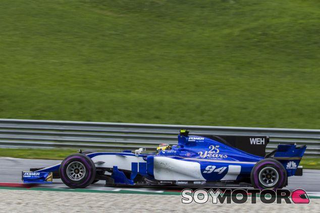 Sauber en el GP de Gran Bretaña F1 2017: Previo - SoyMotor.com