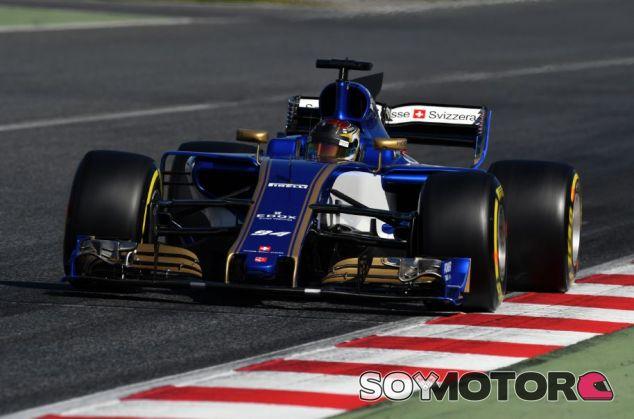 Pascal Wehrlein debutó a los mandos del Sauber C36 - SoyMotor
