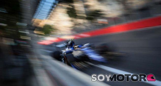 Sauber en el GP de Azerbaiyán F1 2017: Viernes - SoyMotor.com
