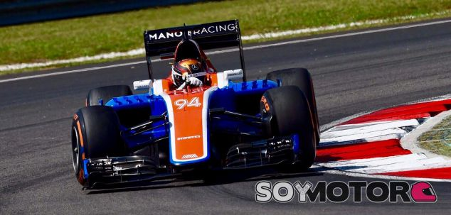 Wehrlein durante esta temporada  - SoyMotor