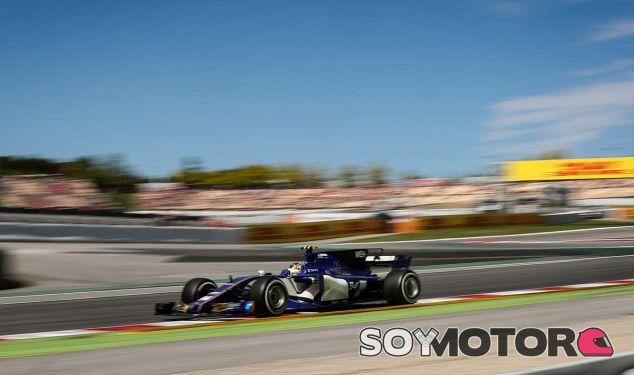 Sauber en el GP de España F1 2017: Sábado - SoyMotor.com