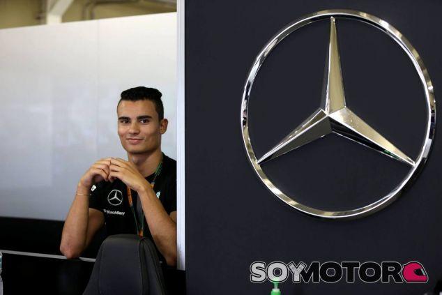 Pascal Wehrlein espera poder debutar en 2016 con Manor en la F1 - LaF1