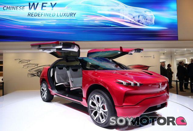 Wey XEV Concept - SoyMotor.com