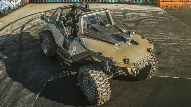 Warthog Halo: del videojuego a la realidad gracias a Ken Block - SoyMotor.com