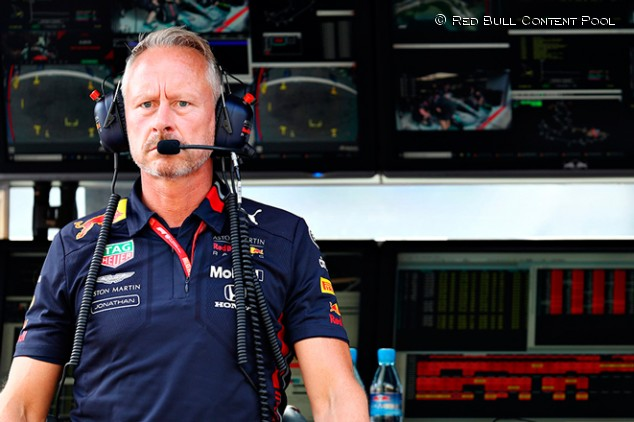 Jonathan Wheatley, director deportivo de Red Bull, positivo en covid-19 - SoyMotor.com