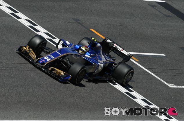 Sauber en el GP de España F1 2017: Domingo - SoyMotor.com