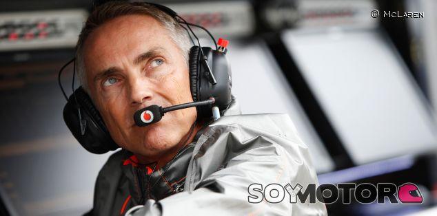 Lauda cree que McLaren tardará en asumir la marcha de Whitmarsh