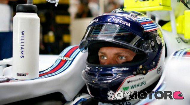 Valtteri Bottas se lleva a un patrocinador personal a Mercedes - SoyMotor.com