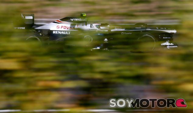 Valtteri Bottas en el GP de Hungría