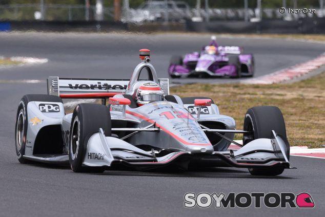 GP Portland: Power y Newgarden copan la primera línea en IndyCar - SoyMotor.com