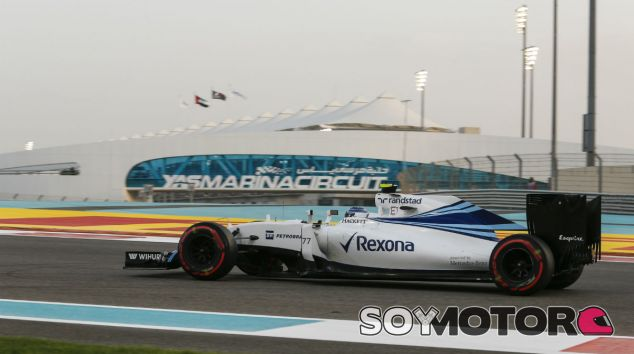 Alan Kinch abandona Williams - SoyMotor