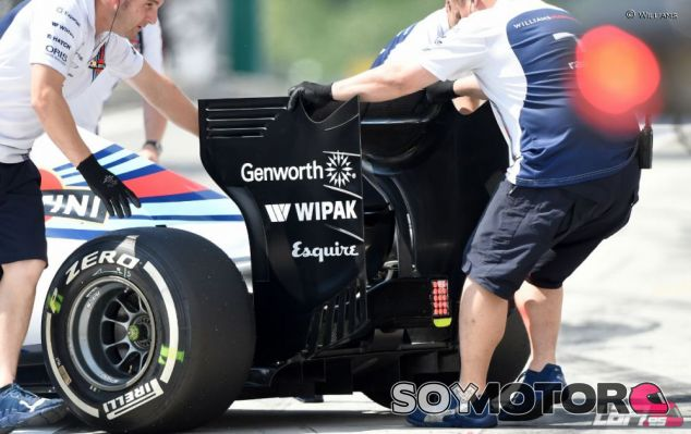 Williams FW36 - LaF1