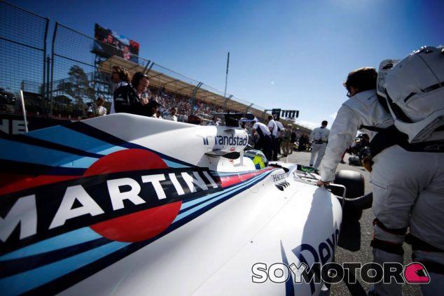Williams espera lograr un buen resultado en Japón - LaF1