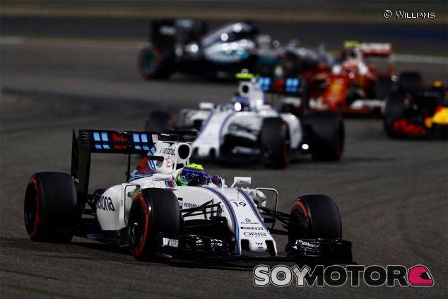 Felipe Massa en Baréin - LaF1