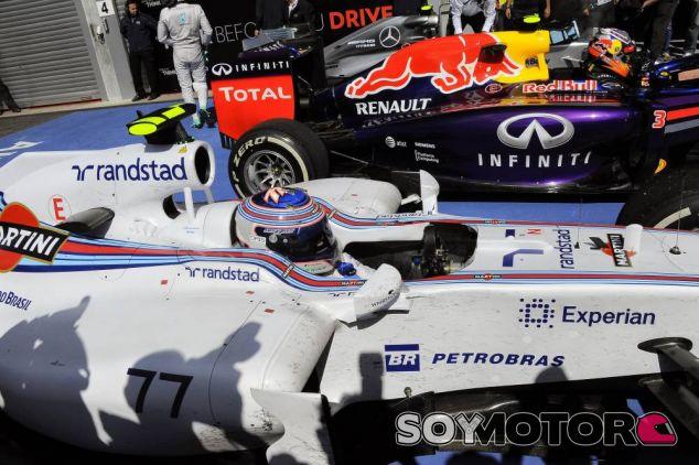 Valtteri Bottas ha terminado tercero en Spa-Francorchamps - LaF1