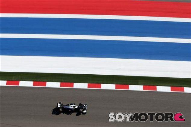 Valtteri Bottas en el GP de Estados Unidos - LaF1