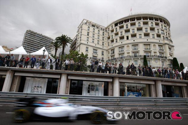 Williams en el GP de Mónaco F1 2014: Sábado