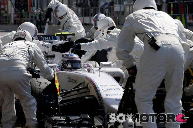 Valtteri Bottas en el pasado Gran Premio de Bélgica - LaF1