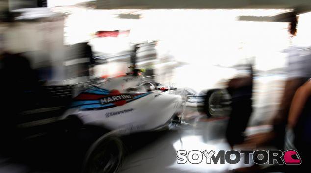 Williams en el GP de Japón F1 2014: Domingo