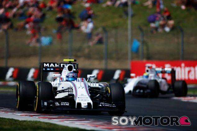 Gran Premio para el olvido para el equipo Williams - LaF1