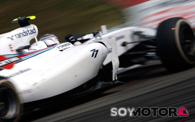 Valtteri Bottas en el GP de Malasia - LaF1