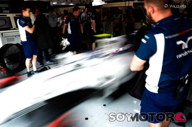 Williams en Italia - LaF1