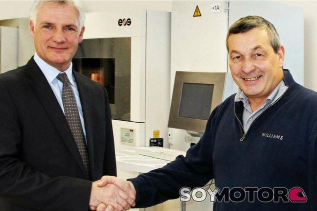 Williams llega a un acuerdo con EOS - LaF1