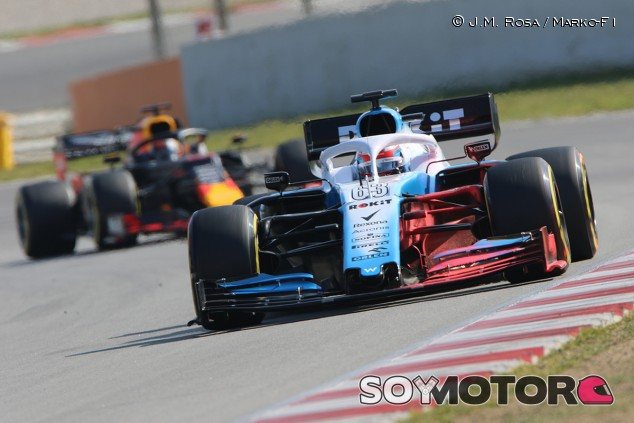 Williams en el GP de China de F1 2019: Sábado – SoyMotor.com