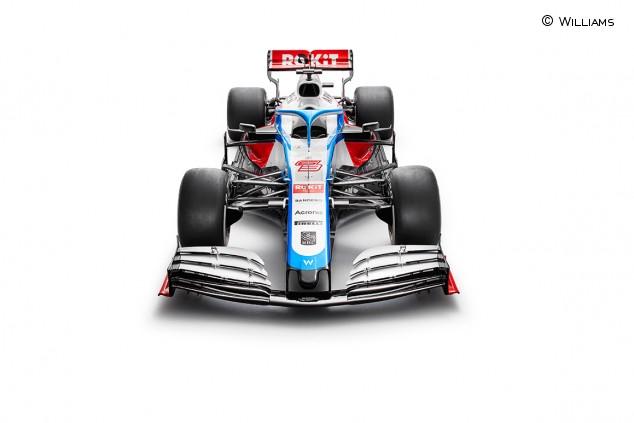 Williams presenta su FW43, el coche para volver a la lucha - SoyMotor.com