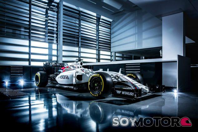 Williams presenta su nuevo coche para la temporada 2016 - LaF1