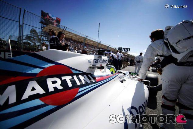 Felipe Massa en el Gran Premio de Australia - LaF1