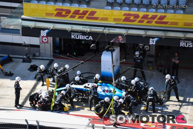 Orlen acusa a Williams de incumplimiento de contrato con Kubica - SoyMotor.com