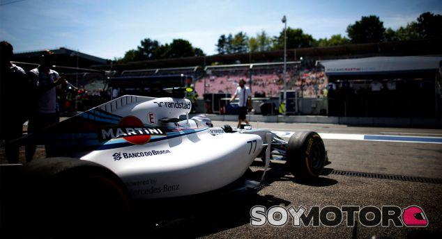 Williams en Alemania - LaF1