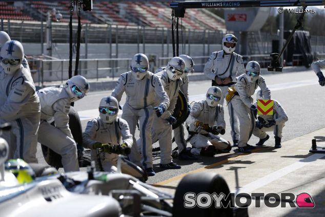 Williams es uno de los equipos más propensos a trasladar la tecnología de la F1 en otros ámbitos - LaF1
