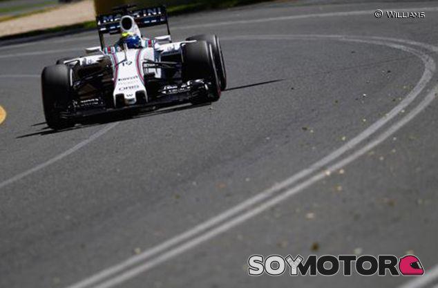 Mercedes ayuda a Williams a acercarse a Ferrari - LaF1.es