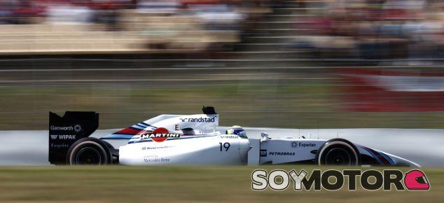 Williams puede luchar con McLaren y Force India - LaF1.es