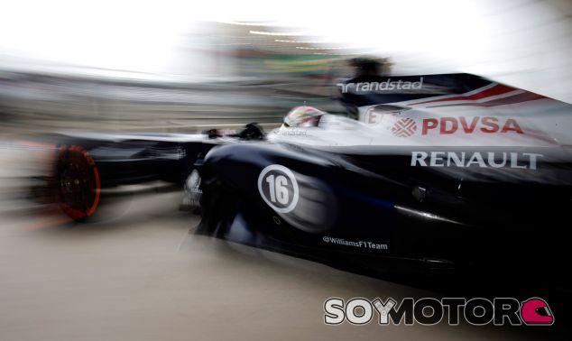 Mercedes supera las expectativas de Williams