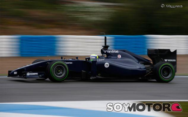 Felipe Massa en el Williams FW36 - LaF1