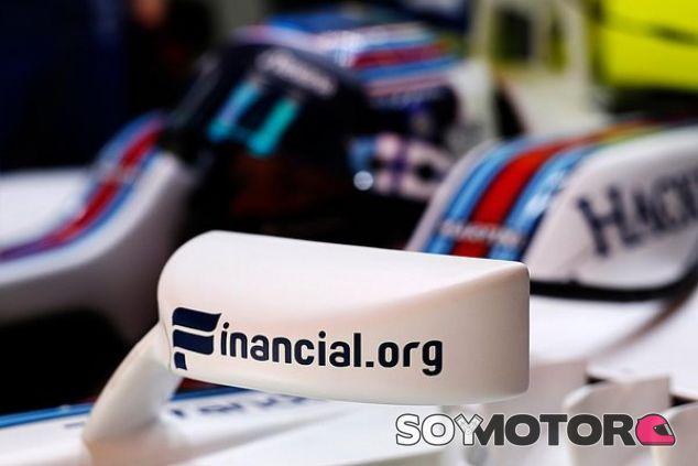 Williams estrena patrocinador en Barcelona - LaF1