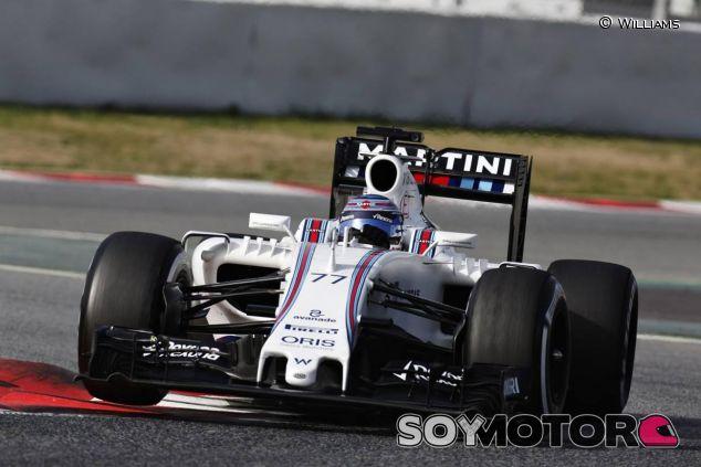Bottas termina su primera semana de test - LaF1