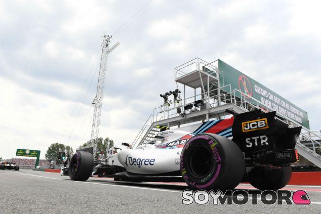 Williams en el GP de Azerbaiyán F1 2017: Previo - SoyMotor.com