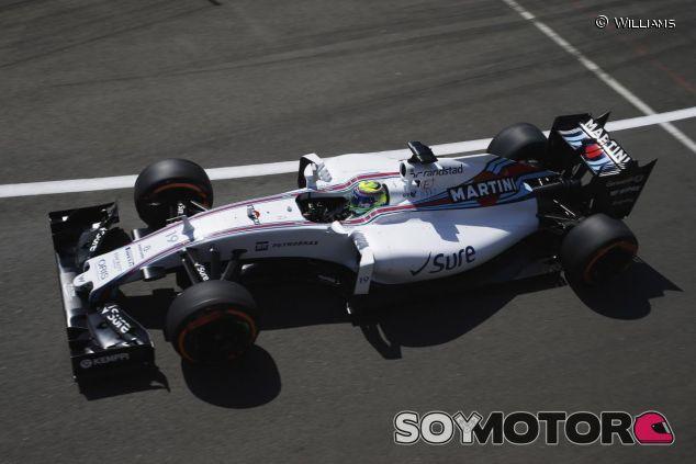 Williams hará un 'filming day' en Silverstone - LaF1